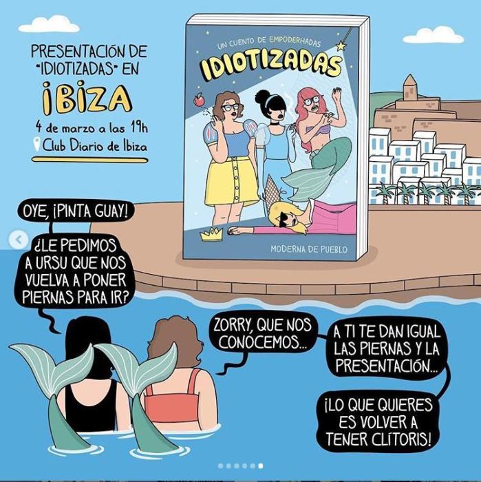 'Moderna de Pueblo': «El cuñadismo no descansa»