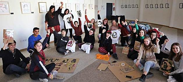 Camisetas para visibilizar mujeres - Diario de Ibiza