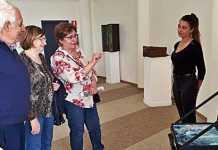 Visita a Diario de Ibiza con una intérprete