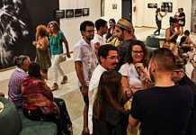 La ibicenca Patricia Escriche se estrena en la isla