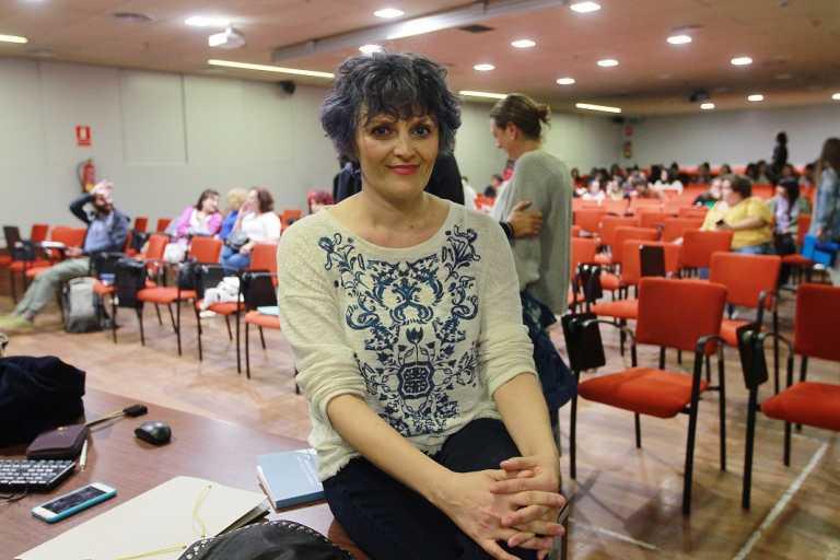 Isabel de Ocampo: «Para maltratar a una mujer necesitas pensar que estás por encima»