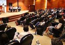 Política territorial, temas sociales y economía en el debate a seis del Club Diario