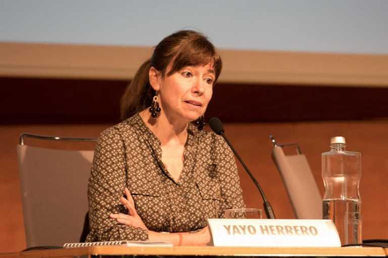 Yayo Herrero: «El consumo, en vez de más felicidad, crea angustia»