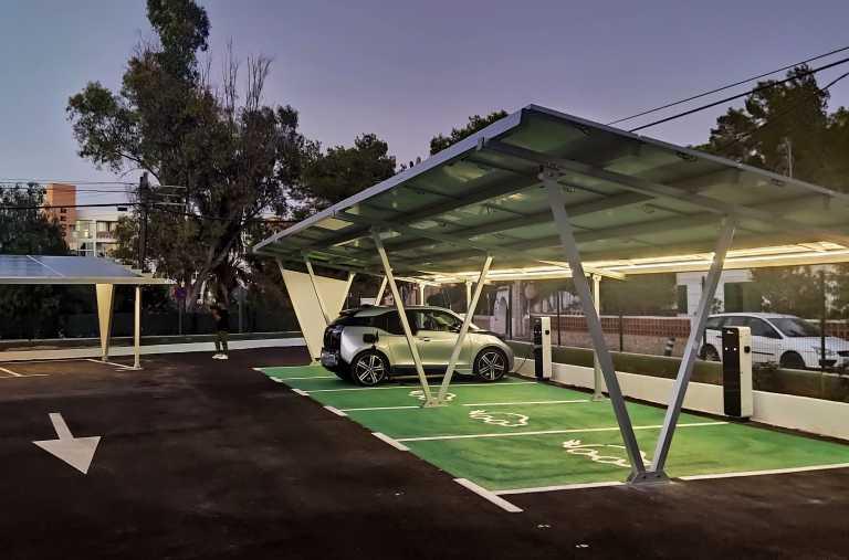 Energias renovables y movilidad diario de Ibiza