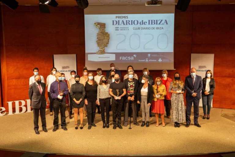 Diario de Ibiza premia la entrega y la solidaridad frente a la crisis del Covid