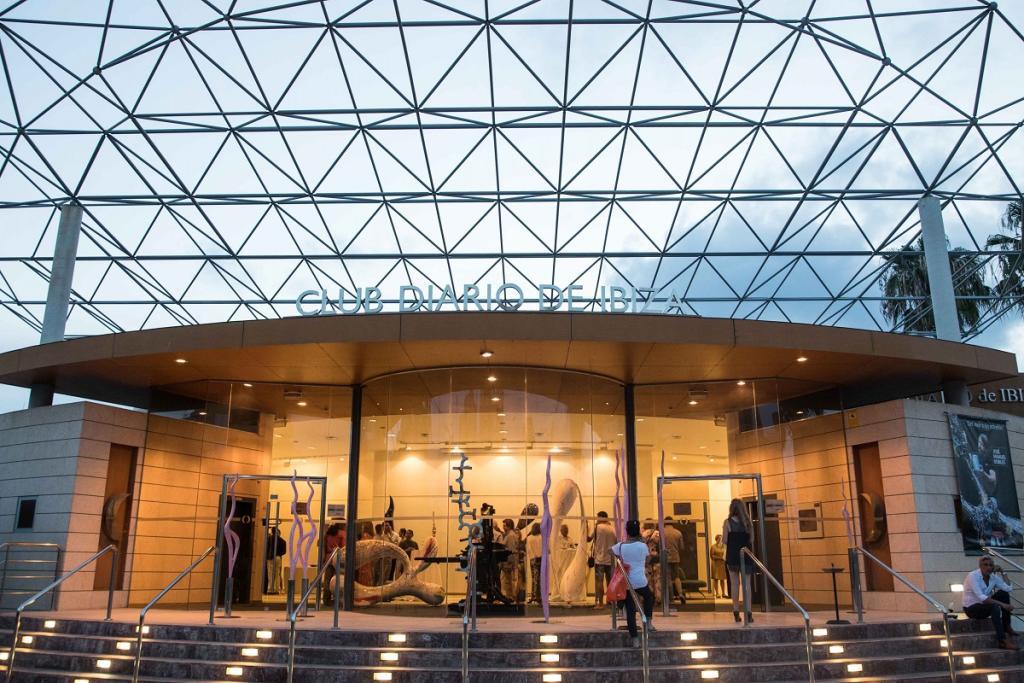 La Fundación Baleària organizará exposiciones y actos en el Club Diario de Ibiza