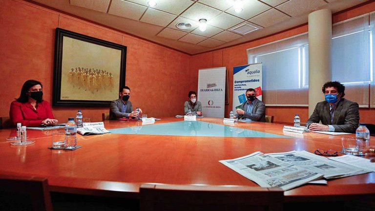 «Con 170 millones de euros optimizaríamos la gestión del agua»