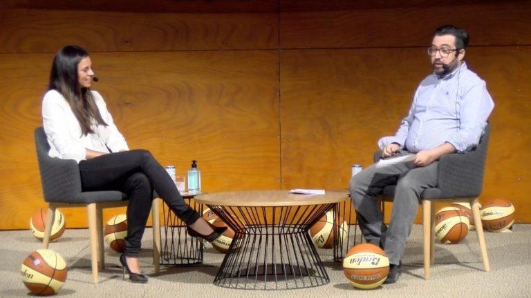 """Lorena Torres: """"Ni soñaba con estar en la NBA"""""""
